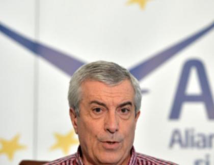 Imbecilul absolut al secolului: Călin Popescu Tăriceanu cel tâmpit, care crede că mărirea pensiilor speciale va relansa economia