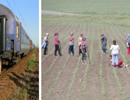 Trenurile CFR vor fi dotate cu sape, ca să nu se mai plictisească bieții călători când stau 8-9 ore pe câmp!