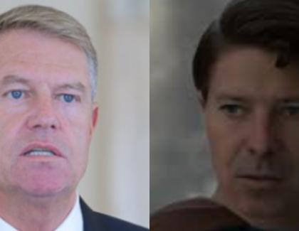 Superman a întrerupt comunicarea cu Iohannis. Mai vorbește doar cu Lois Lane și Lex Luthor