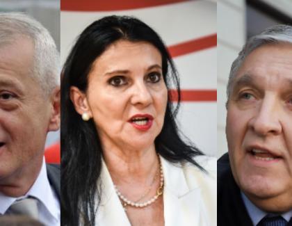 Să ai 3 foști miniștri ai Sănătății anchetați pentru fapte de corupție și să zici că ceilalți propun miniștri slabi -  asta înseamnă să fii PSD-ist