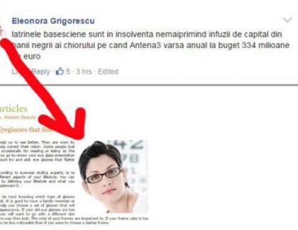 Postacii PSD îşi fac conturi false cu profile de intelectuali, ca să nu îi mai ia lumea de proşti!