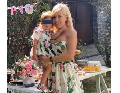 Doamna Elena Udrea sărbătorind îmbrăcată de 3000 de euro un an până la prescrierea faptelor