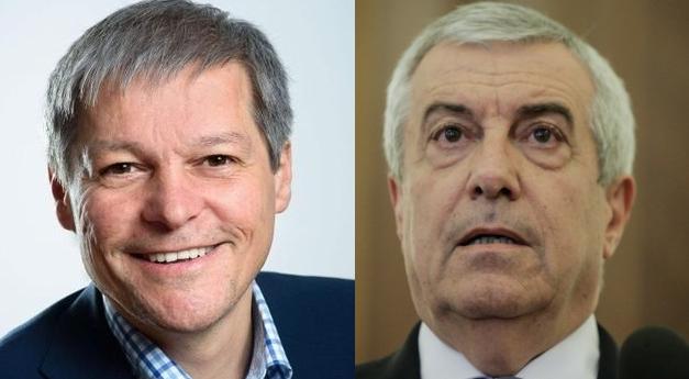 Cioloș a fost ales șef al noului grup liberal din Parlamentul European. Tăriceanu face spume. La cur!