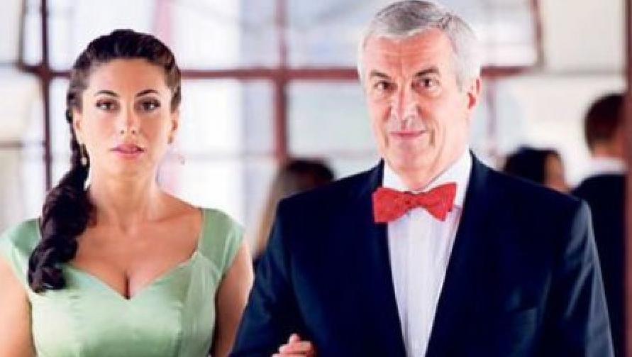 În sfârşit o veste bună de laBiroul Electoral Central: Tăriceanu rămâne cu aceeaşi nevastă şi după alegerile astea!