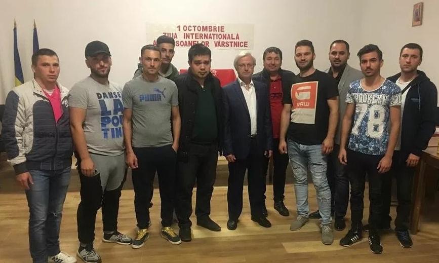 Tineretul PSD din Teleorman - vitori miniștriii și prim-miniștriii din anul 20-30! Nu moare partidu kând vrea ăștia!