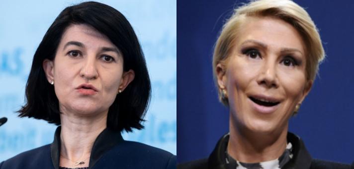 Violeta Alexandru, cel mai performant ministru, a fost schimbată cu Raluca Turcan. Ne-am culcat harnicişi ne-am trezit proşti