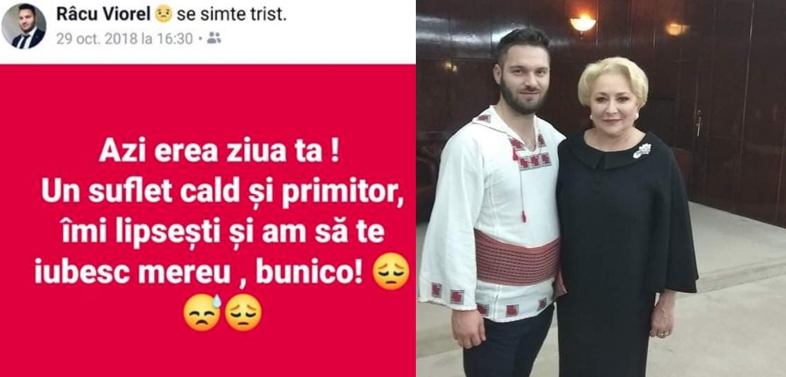 Âncă u-n analfabet dăn Teleorman ăn Guvern: Viorel, urmașu luViorica