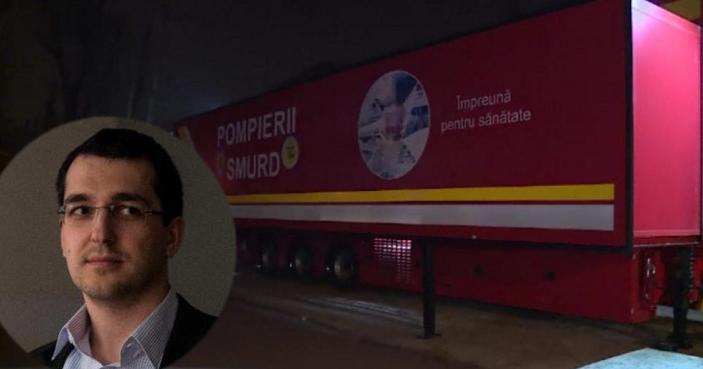 Vlad Voiculescu şi reziştiiau furat motorina TIR-ului de la Victor Babeş! În curând la RomâniaTV!